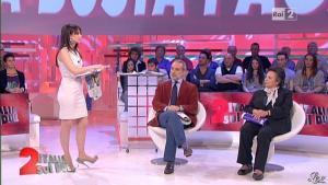 Lorena Bianchetti dans Italia Sul Due - 29/03/12 - 06