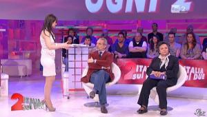 Lorena Bianchetti dans Italia Sul Due - 29/03/12 - 08
