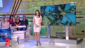 Lorena Bianchetti dans Italia Sul Due - 29/03/12 - 09