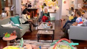 Agathe Lecaron dans la Maison des Maternelles - 11/10/16 - 01