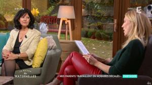 Agathe Lecaron dans la Maison des Maternelles - 11/10/16 - 03