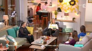 Agathe Lecaron dans la Maison des Maternelles - 18/10/16 - 02