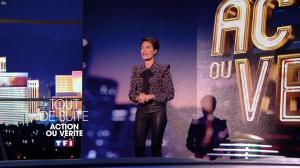 Alessandra Sublet dans Action ou Verite - 28/10/16 - 01