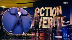 Alessandra Sublet dans Action ou Verite - 28/10/16 - 04