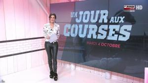 Amélie Bitoun dans Un Jour aux Courses - 04/10/16 - 01