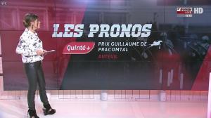 Amélie Bitoun dans un Jour aux Courses - 04/10/16 - 06