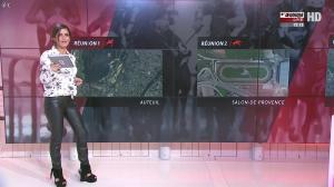 Amélie Bitoun dans Un Jour aux Courses - 04/10/16 - 09