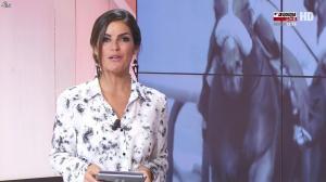 Amélie Bitoun dans un Jour aux Courses - 04/10/16 - 10