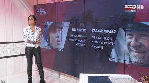 Amélie Bitoun dans un Jour aux Courses - 04/10/16 - 12