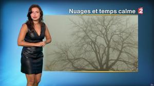Anaïs Baydemir à la Météo du Soir - 26/10/16 - 02