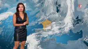 Anaïs Baydemir à la Météo du Soir - 26/10/16 - 06
