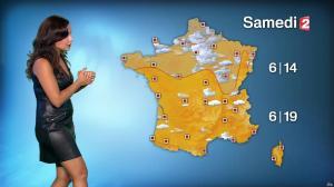 Anaïs Baydemir à la Météo du Soir - 26/10/16 - 15