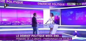 Audrey Pulvar dans Dimanche Politique - 11/09/16 - 02