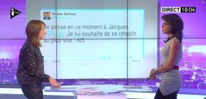 Audrey Pulvar dans Dimanche Politique - 18/09/16 - 03