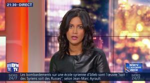 Aurélie Casse dans le Journal de la Nuit - 27/10/16 - 01