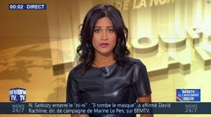 Aurélie Casse dans le Journal de la Nuit - 27/10/16 - 04