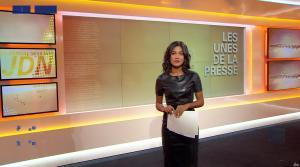 Aurélie Casse dans le Journal de la Nuit - 27/10/16 - 06