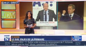 Aurélie Casse dans le Journal de la Nuit - 27/10/16 - 07