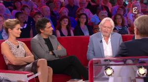Barbara Schulz dans Vivement Dimanche - 09/10/16 - 06