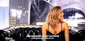 Camille Lou dans Danse avec les Stars - 15/10/16 - 02