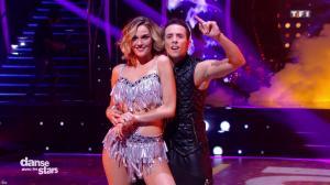 Camille Lou dans Danse avec les Stars - 22/10/16 - 01