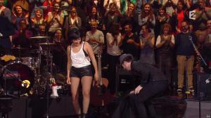 Carmen Maria Vega dans Taratata - 30/09/16 - 01