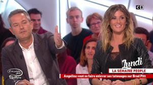 Caroline Ithurbide dans Il en Pense Quoi Camille - 21/10/16 - 03