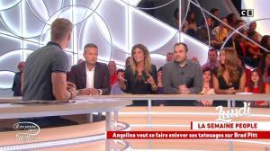 Caroline Ithurbide dans Il en Pense Quoi Camille - 21/10/16 - 04