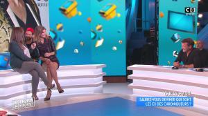 Caroline Ithurbide dans Touche pas à mon Poste - 07/10/16 - 08