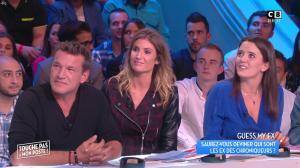 Caroline Ithurbide dans Touche pas à mon Poste - 07/10/16 - 14