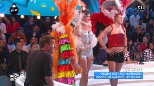Caroline Ithurbide dans Touche pas à mon Poste - 14/10/16 - 01