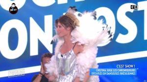 Caroline Ithurbide dans Touche pas à mon Poste - 14/10/16 - 02