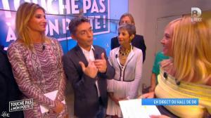 Caroline Ithurbide dans Touche pas à mon Poste - 22/09/15 - 01