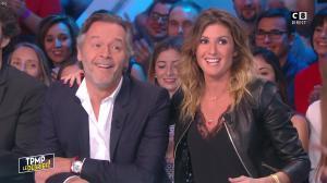Caroline Ithurbide dans Touche pas à mon Poste - 28/10/16 - 04