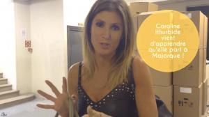 Caroline Ithurbide dans le Daily TPMP - 23/09/16 - 01