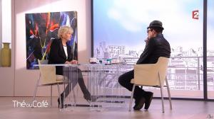 Catherine Ceylac dans The ou Cafe - 20/02/16 - 01