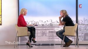 Catherine Ceylac dans The ou Cafe - 24/09/16 - 02