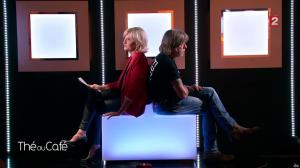 Catherine Ceylac dans The ou Cafe - 24/09/16 - 06