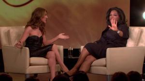 Céline Dion dans le Oprah Winfrey Show - 10/02/10 - 01