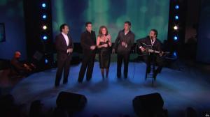Céline Dion dans le Oprah Winfrey Show - 10/02/10 - 07