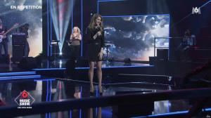Céline Dion dans les Coulisses du M6 Music Show - 07/09/16 - 05