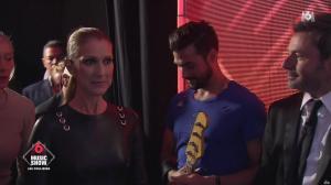 Céline Dion dans les Coulisses du M6 Music Show - 07/09/16 - 06