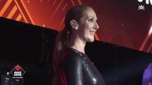 Céline Dion dans les Coulisses du M6 Music Show - 07/09/16 - 09