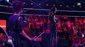 Céline Dion dans les Coulisses du M6 Music Show - 07/09/16 - 12