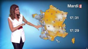 Chloé Nabedian à la Météo du Soir - 10/09/16 - 03