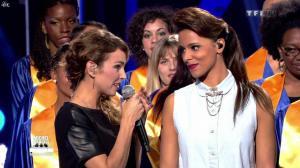 Claire Keim et Shy m dans Michel Berger Tout pour la Musique - 08/06/12 - 010