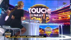 Clio Pajczer et Estelle Denis dans Touche pas à mon Sport - 22/10/16 - 01