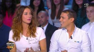 Clio Pajczer dans Touche pas à mon Sport - 01/10/16 - 02