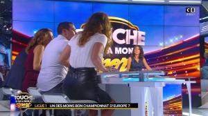 Clio Pajczer dans Touche pas à mon Sport - 01/10/16 - 03