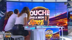 Clio Pajczer dans Touche pas à mon Sport - 01/10/16 - 04